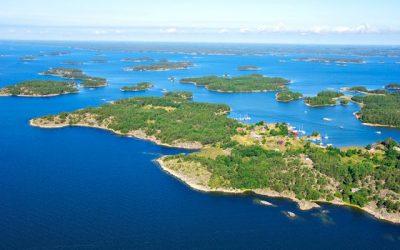 Tapahtumarikas saaristo yllättää